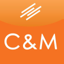 C&M Recruitment logo icon