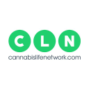 Cannabis Life Network logo icon