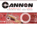 Cannon Gasket logo icon