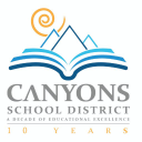 Canyons District logo icon