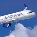 Capital Aviation logo icon