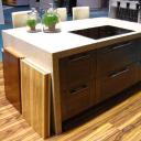 Granite Kitchens | Marble logo icon