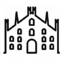 Capodannoa Milano logo icon