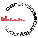 Car Audio Security logo icon