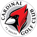 Cardinal Golf Club logo icon