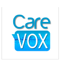 Care Vox logo icon