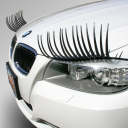 Car Lashes logo icon