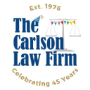 The Carlson Law Firm logo icon