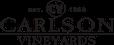 Carlson Vineyards logo