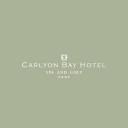 Carlyon Bay logo icon