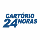 Cart�Rio 24 Horas logo icon