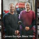 Carvers Garage logo