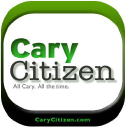 Cary Citizen logo icon