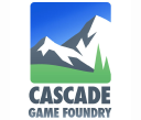 Cascade Game Foundry logo icon
