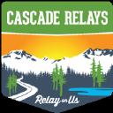 Cascade Relays logo icon