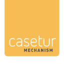 casetur mechanism logo