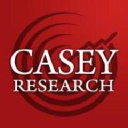 Casey Research logo icon
