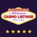 Casino Listings logo icon