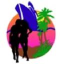 Castaways Travel logo icon