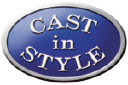 Cast In Style logo icon
