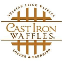 Cast Iron Waffles logo icon