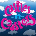 Castles ~N~ Coasters logo icon