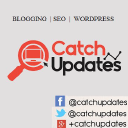 Catch Updates logo icon