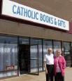 Catholic Free Shipping Logo