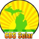 Cbs Solar logo icon
