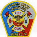 Cypress Creek Volunteer Fire Department logo