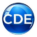 Cde World logo icon