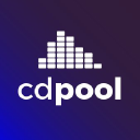 Cd Pool logo icon