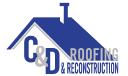 C&D Roofing logo