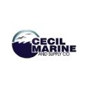 Cecil Marine logo icon