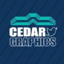 Cedar Graphics Inc logo icon