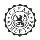 Cefam logo icon