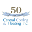 Central Cooling and Heating , Inc. logo