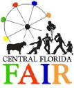 Central Florida Fairgrounds logo icon