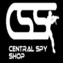 Central Spy Shop® logo icon
