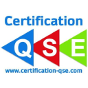 Certification Qse logo icon