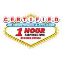 Certified Appliance logo