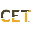 Cet Uk logo icon