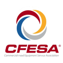 Commercial Food Equipment Service Association logo icon