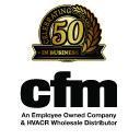 cfm Distributors,Inc. logo