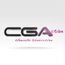 C Gaction logo icon