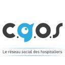 C.G.O.S logo icon