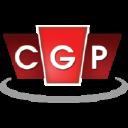 Custom Glass Product Company Logo