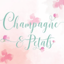 Champagne And Petals logo icon