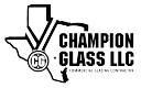 Champion Glass logo