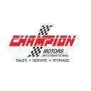 Champion Motors logo icon